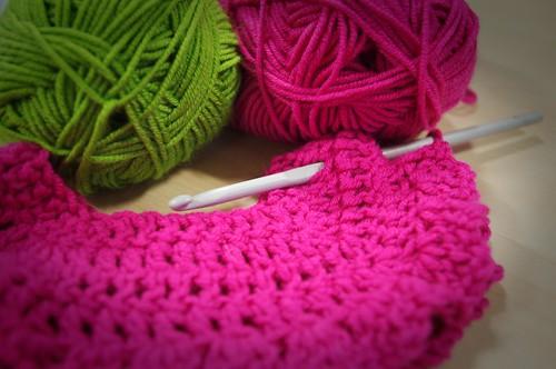 Baby sweater 2 - upper