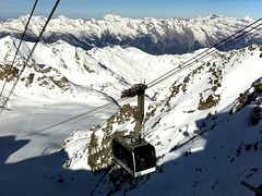 Verbier Ski Resort, Les 4 Vallees, Switzerland