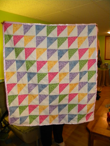 Front of Eleanors Quilt