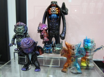 1-Off Custom Toy Show