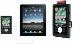 HyperDrive iPad Compatible
