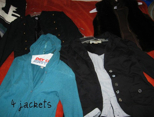 30x30: Jackets