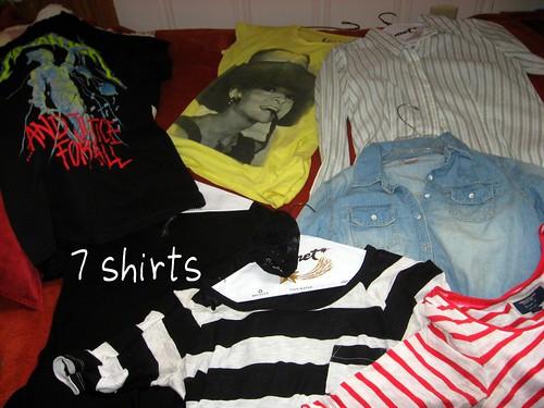 30x30: Shirts