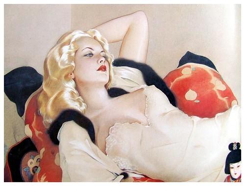 008-Alberto Vargas-Flores del Mal-detalle-1939