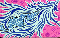 Alkaline Refreshment (Alkaline Samurai) Tags: ocean life california blue original sea wild sky urban abstract color art texture love water colors lines modern pen ink paper design crazy eyes warm waves pattern peace purple candy faces graphic abstractart modernart circles small fineart style watermelon originals popart busy bubble precision freehand psychedelic abundance cosmos lineart between prosperity detailed curvature dense inkart seaform purpletexture inkaddict colorwave arlendean pencontrol abstractink alkalinesamurai alkalinefountain detailedink alkalinerefreshment