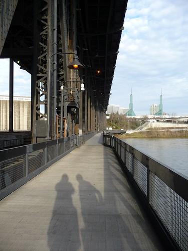 Walk on the Steel Bridge