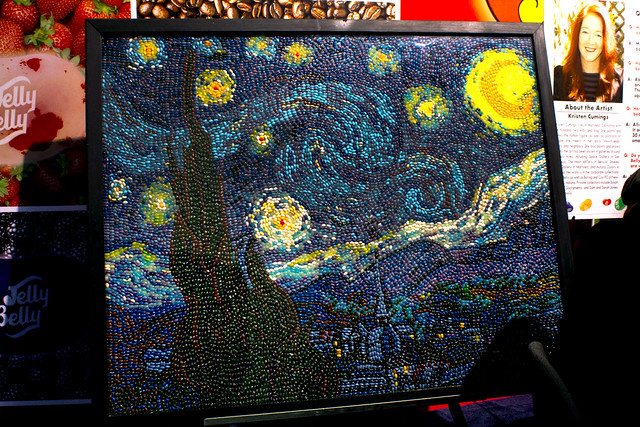 Jelly Belly Starry Night