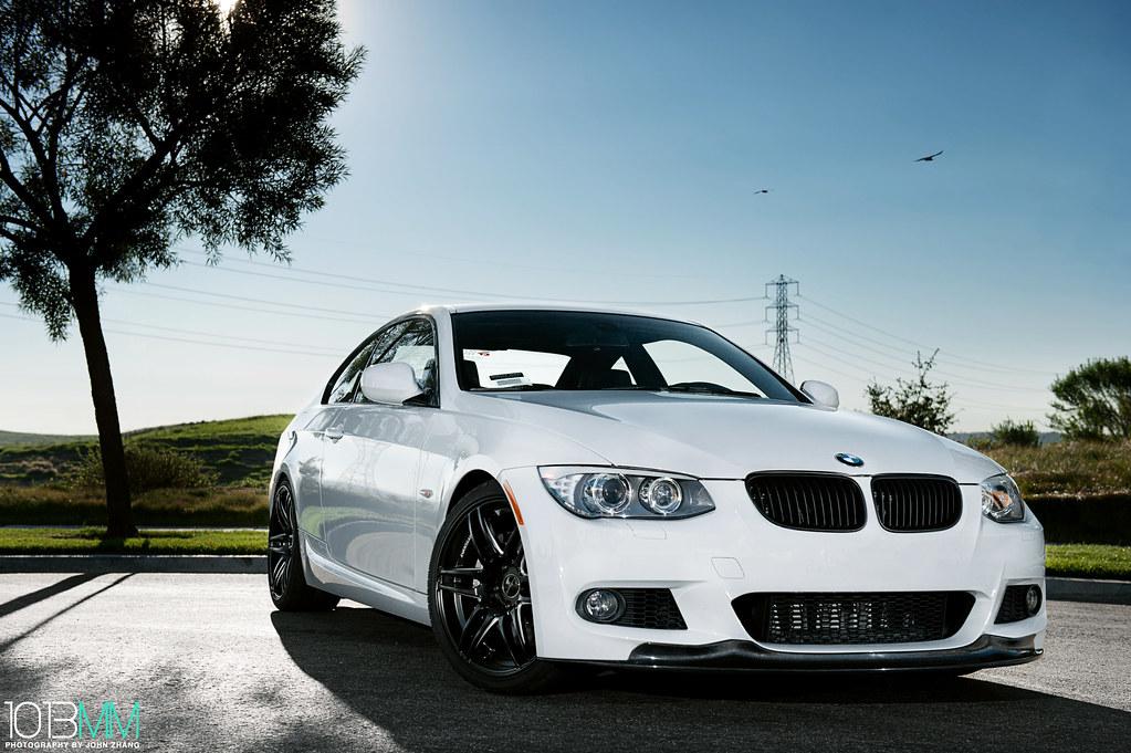 Arkym's BMW 335i Coupe LCI