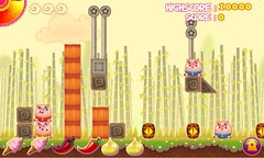 Angry birds para Windows Mobile - 2