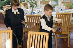 Tash and Neals Wedding - 05-02-11-115 (sweenpole2001) Tags: wedding love happy groom bride ceremony tie happiness neil knot celebration staff stevenage natasha occasion bartley hertfordshire neal tash herts