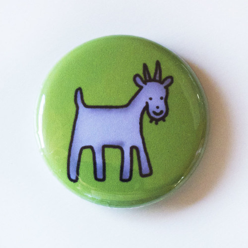 Goat - Button 02.06.11
