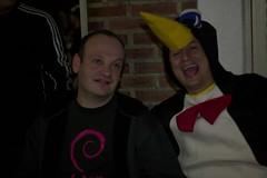foad y el pinguino