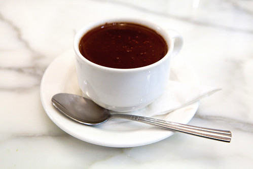 Panella - Dark hot chocolate with brown sugar