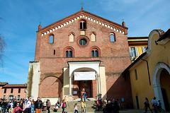 Morimondo Abbey (Goldmund100) Tags: fai abbazia giornata morimondo abazia abbazzia abazzia abbaziadimorimondo giornatafai abbaziamorimondo wwwgiornatafaiit