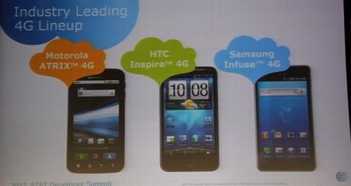 MWC 2011 ir 53 HTC Desire HD kopijos..?