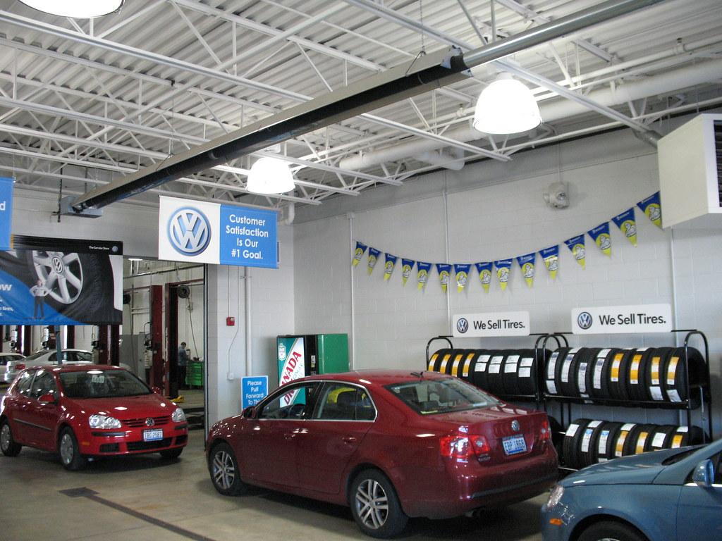 Vehicle Service Bays