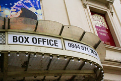 Playhouse Theatre London Box Office (London Theatre) Tags: london boxoffice playhousetheatre dreamboatsandpetticoats