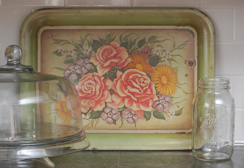 floral tray 2