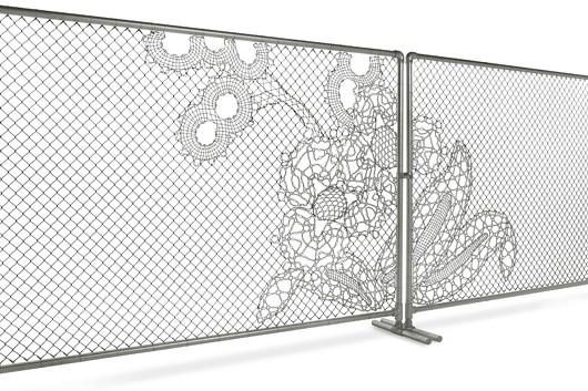 Lace Fence und KEE KLAMP