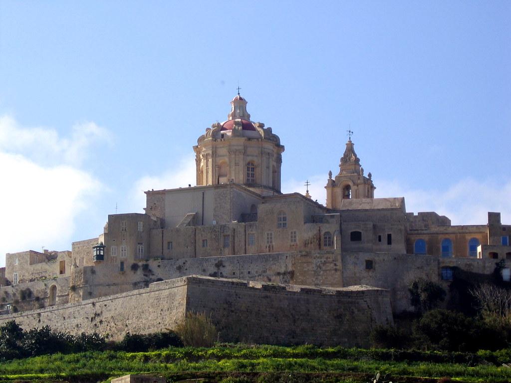 St Paul's Cathedral Mdina - Malta