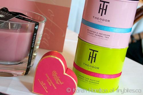 Urban Tea Merchant: Theodor tea line