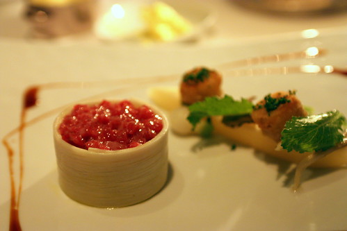 Tartare Of Japanese Hime Wagyu
