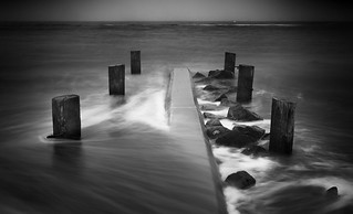 Waves Recede in Time | San Francisco, California