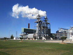 Abengoa-Bioenergy ethanol plant at Babilafuente (Spain)