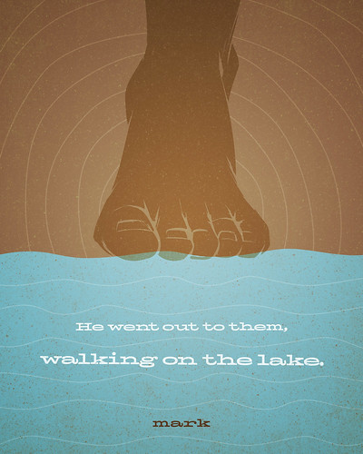 Word: Mark (Walk on Water)