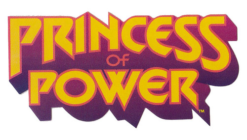Princess of Power Logo