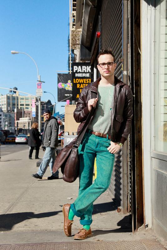danielcanal - nyc street fashion style