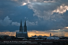 Cologne Clouds (N+C Photo) Tags: city travel sunset vacation urban holiday history tourism skyline architecture clouds buildings germany deutschland photography design casey nikon nadia europe arte cathedral earth gothic photographers eu cologne images structure christian adventure collection explore viajes artists getty alemania traveling fotografia rhine turismo vacaciones mundo koln cultura travelers gettyimages duitsland discover aventura tierra d300 expresin historico travel1 descubrimiento 2470f28 traveladventure gettyimagescom lagermania gettycollection doublyniceshot tripleniceshot flickraward5 flickrstruereflection1 cettycollection