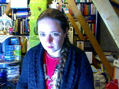 Wasting time on webcam again