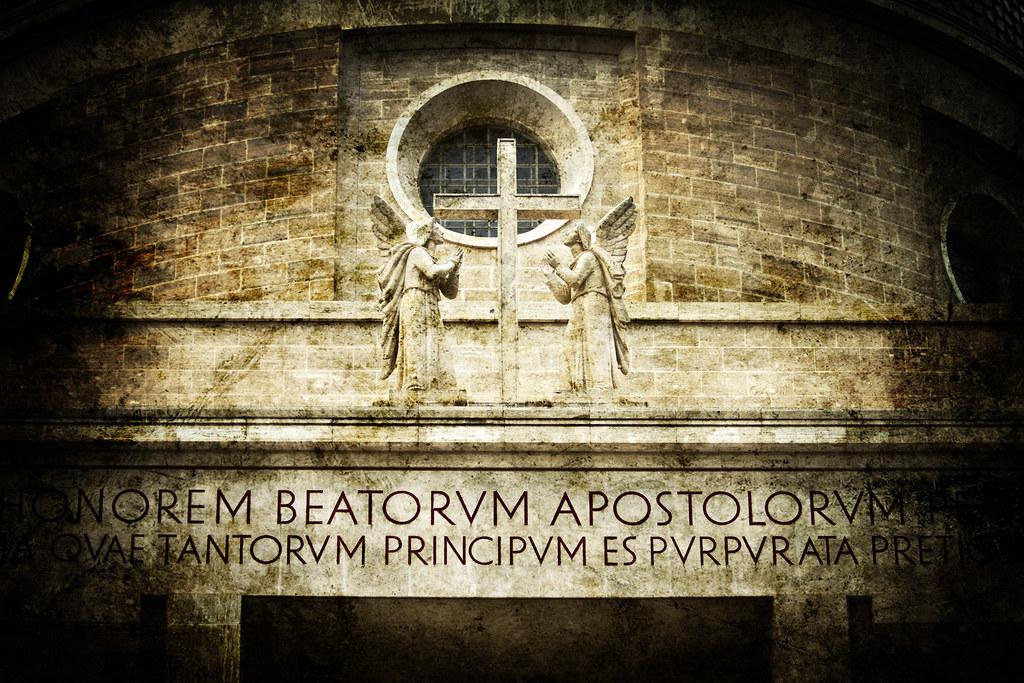 EUR - Basilica dei Santi Pietro e Paolo #6