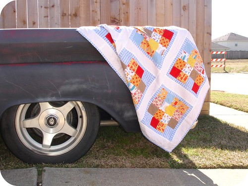 Hit the Road Again Quilt