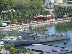 BRP Apolinario Mabini PS-36 (ManilaBoy45) Tags: headquarters corvette manilabay pasay philippinenavy ps36 armedforcesofthephilippines pnhq fortsanantonioabad brpapolinariomabini