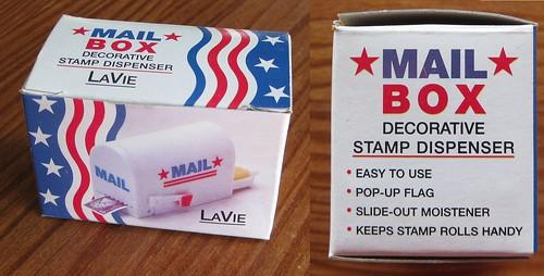 Mini mailbox boxes