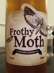 Thwaites, Frothy Moth, England