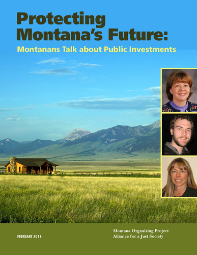 Protecting Montana's Future: Montanans Talk About Public Investments