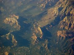 Flying over Arizona (1)