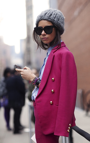 via the sartorialist blog