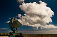 Cumulus humilis (dawadderman) Tags: cumulus fairisle cumulushumilis sunshinerecorder