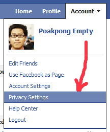 search privacy in facebook 1