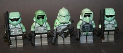 Kashyyyk Troopers (Commdr_Neyo ) Tags: