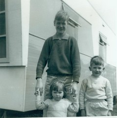Image titled Roderick, Valerie and Glenn McCreath 1963