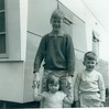 Roderick, Valerie and Glenn McCreath 1963
