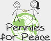 Penies for Peace logo