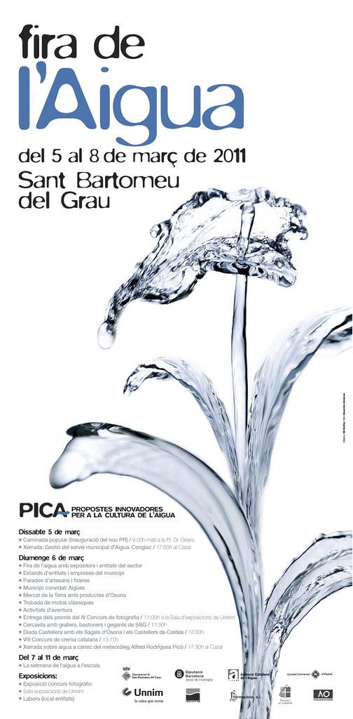 Fira de l'Aigua PICA 2011 - Sant Bartomeu del Grau