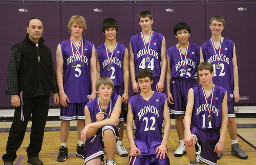 Jr Boys Silver - Kenora