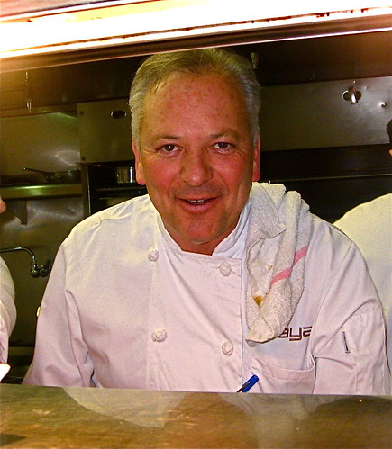 Chef John Sedlar of Playa